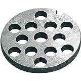 Westmark Gatschijf voor Westmark vleesmolen 9752260/Gr. 8, ø 8 mm, reserveonderdeel, staal, zilver, 14832250