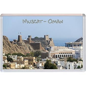 Muscat - Oman - Jumbo Fridge Magnet - Brand New Gift/Present