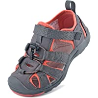 riemot Closed Toe Sandals for Kids, Childrens Summer Beach Shoes, Girls Boys Sports and Outdoor Sandals for Beach…