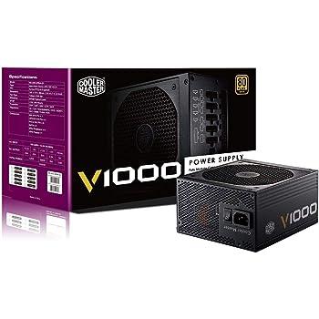 Cooler Master V1000 Alimentatore  'Modulare, 80 Plus Gold, 1000W' RSA00-AFBAG1-EU