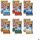 Clif Bar variety pack (pack of 12)