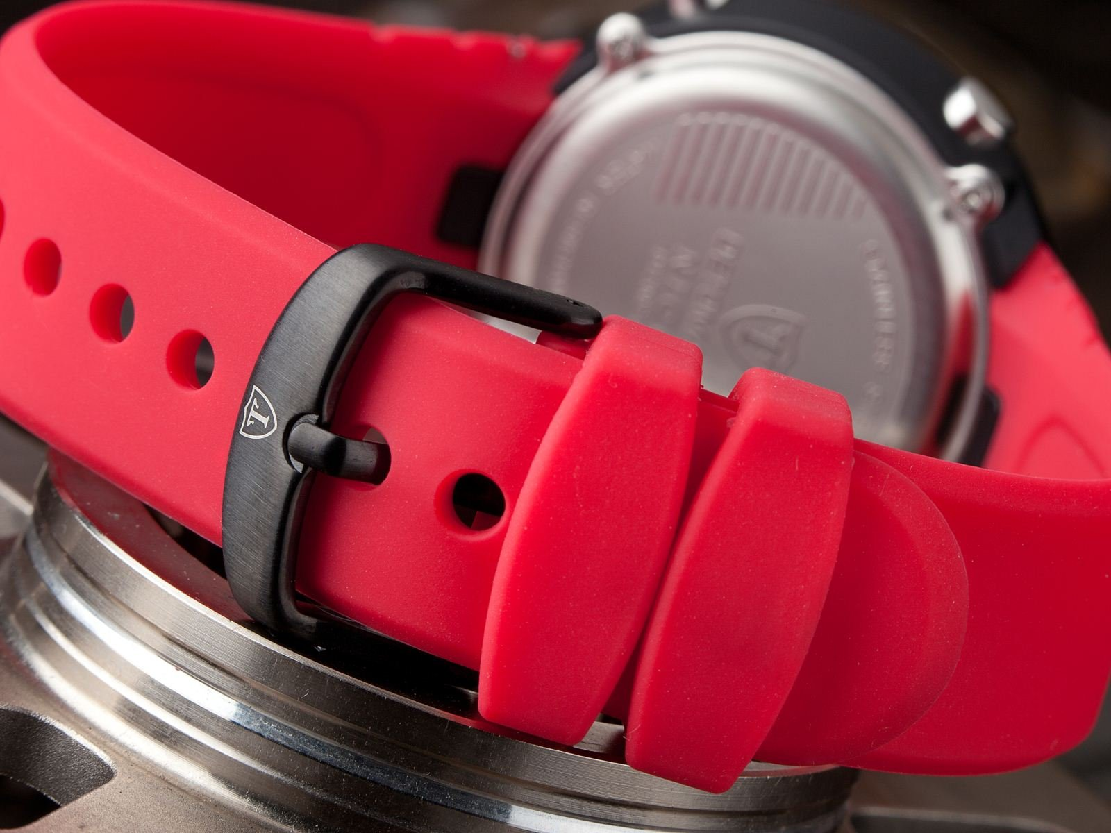 Detomaso Nico Red Digital Silikon DT2002-C DT2002-C – Reloj Digital