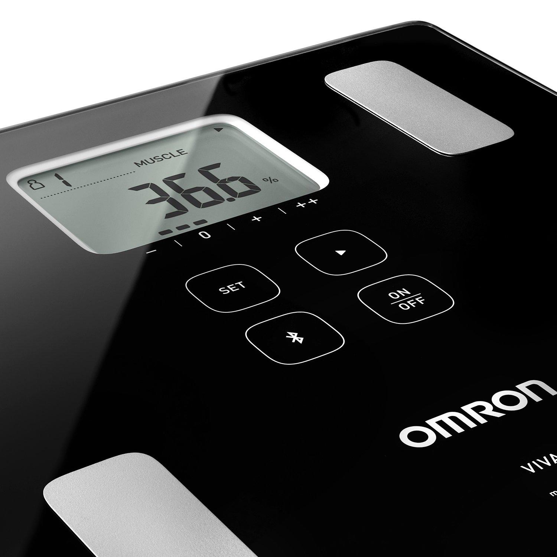 bilancia che misura il grasso viscerale