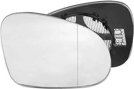 Right Hand Side VOLKSWAGEN Passat 3B Wing Mirror Glass Fits Reg 2002 to 2005
