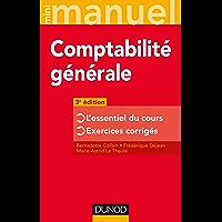 Mini manuel de comptabilité générale - 3e éd. : L'essentiel du cours - Exercices corrigés