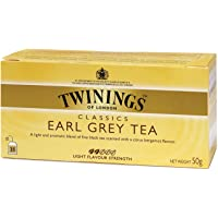 Twinings - Tè Nero - Earl Grey (25 Bustine)