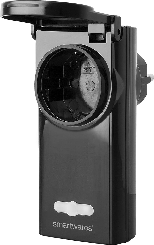 Frisch Smartwares SmartHome Funk-Steckdose 3600 W, SH5-RPS-36A: Amazon.de  RZ82