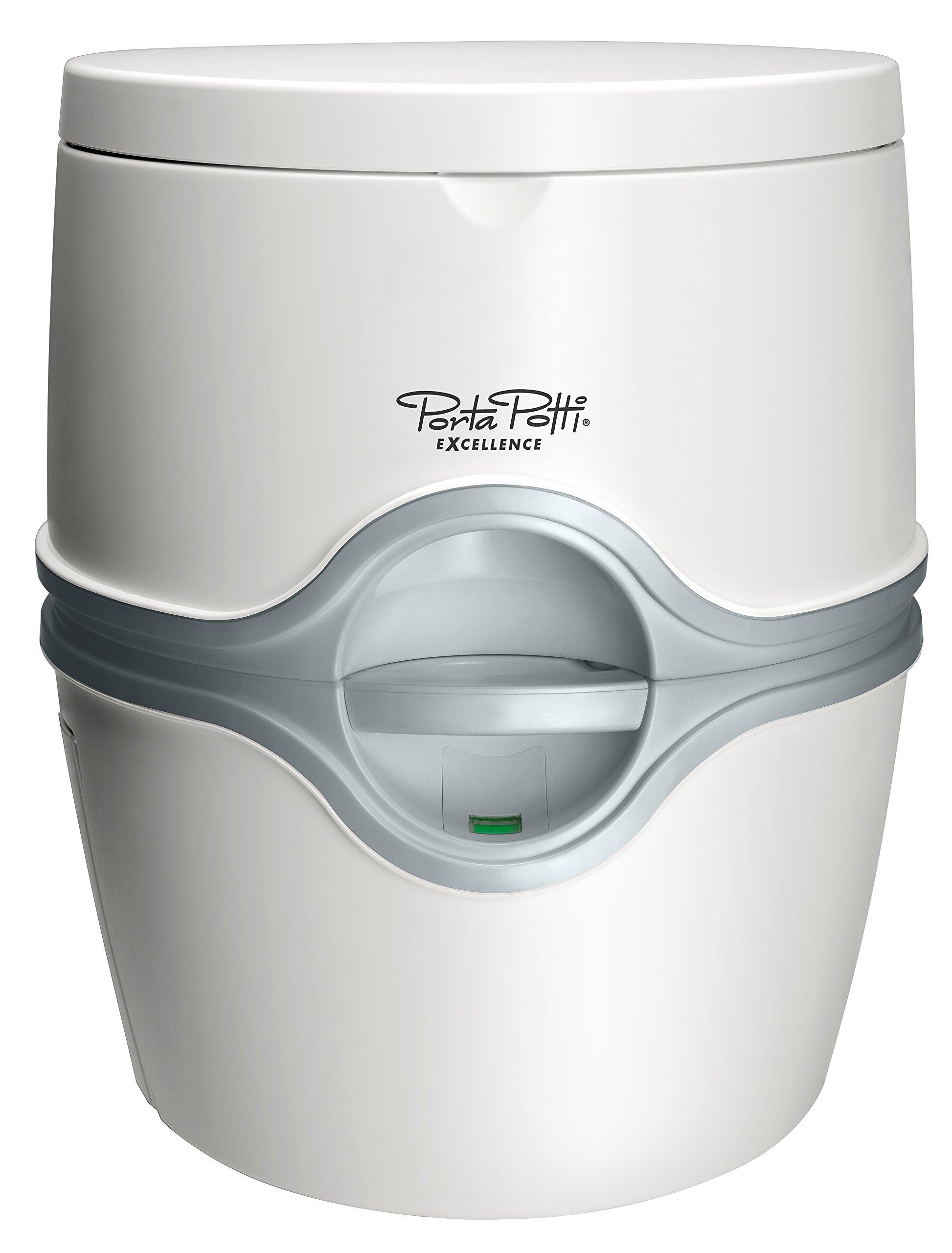 Thetford 92305 Porta Potti 565P Excellence Portable Toilet (Manual), 448 x 388 x 450 mm 2
