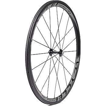 VCYCLE Nopea 700C 38mm Fibra de Carbono Bicicleta Ruedas Remachador 23mm Ancho Shimano o Sram 8