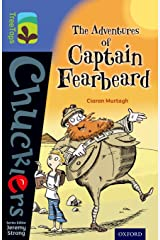 Oxford Reading Tree TreeTops Chucklers: Level 17: The Adventures of Captain Fearbeard Paperback