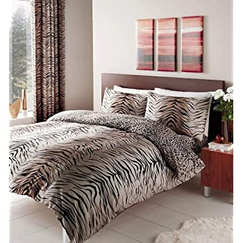 Bloomsbury Mill Black White Stripe Bedding Set 180tc Single