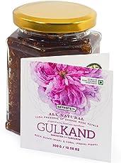 Keynote Gulkand (Damask Rose, Misri, Cardamom & Praval) 300 grams