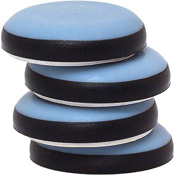 Simply slide dischi sposta mobili in teflon 25 mm 4 pz for Decorazioni autoadesive per mobili