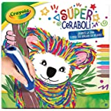 CRAYOLA- Decoración Cera 25-0392 Súper Ceraboli Koala, Multicolor (Binney & Smith Italy 1)
