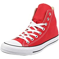 Converse Chuck Taylor all Star - Hi - Rosso Canvas