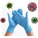 Wegwerphandschoenen, levensmiddelenkwaliteit, herbruikbare handschoenen van veiligheidsrubber, slijtvast, beschermende handsc