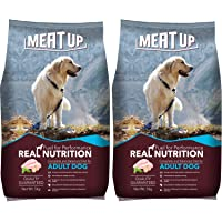 Meat Up Adult Dog Food, 5 kg (Buy 1 Get 1 Free)