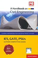 A Handbook on Civil Engineering IES, GATE, PSUs Revised & Updatet by Made Easy (1-Jan-14) Paperback