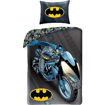 Enfants Batman Character Dc Comic Hero Double Face Feuille Enfants