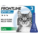 Frontline Spot On Chat 3 Pipettes