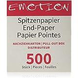 Efalock Professional Kantpapier, per stuk verpakt, (1 x 500 stuks)