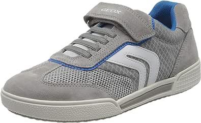 Geox J Poseido Boy D Low-Top Sneakers