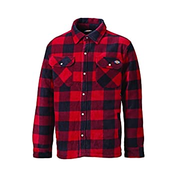 Dickies Thermohemd Portland rot RD S