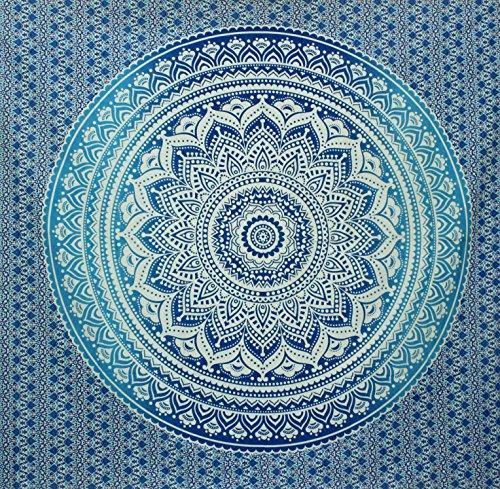 Kesrie mandala Wall Hanging hippie arazzo stile boho Décor eticamente