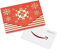 Amazon.de Geschenkkarte in Geschenkkuvert - mit kostenloser Lieferung per Post