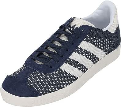 ADIDAS Gazelle Primeknit - Baskets pour Homme - Bleu (36 2/3 ...