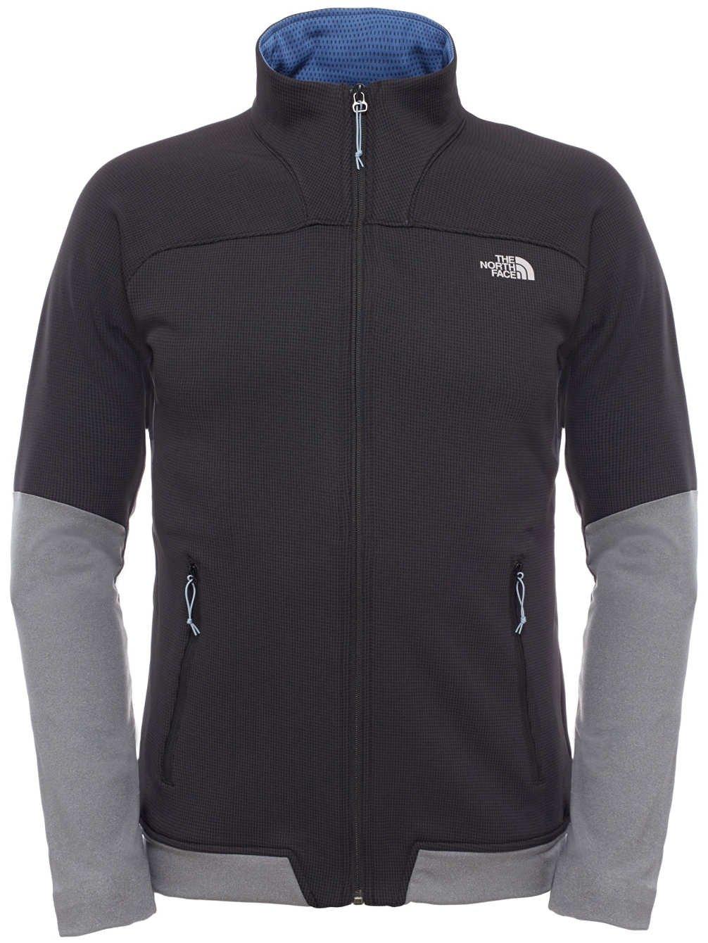 44fa29d77 The North Face Men's Defrosium Eu Fleece Jacket: Amazon.co.uk ...