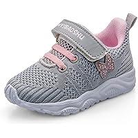 Filles Baskets Petites Enfants Sneakers Bambin Filles Chaussures de Marche Premiers Pas Chaussures
