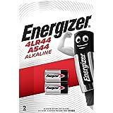 Energizer A544 4LR44 4G13 L1325 6V Alkalische batterijen Twin-pack
