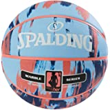 Spalding NBA Marble 4her Out SZ.6 (83-879z) Ball Mixte, Multicolore, 6