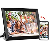 WiFi Digital Photo Frames with Touch Screen, 8 Inch 1280x800 IPS LCD Panel, Auto-Rotate Portrait and Landscape,Built in…