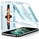 ايفون اكس اس ماكس , iPhone Xs Max, لاصق حماية شاشة كاملة زجاجي يوفر حماية عالية لجميع أجزاء الشاشة عدد 2