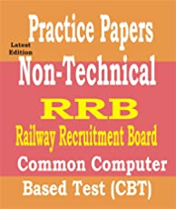 RRB Guide 2019 : Non Technical Including Practice Papers