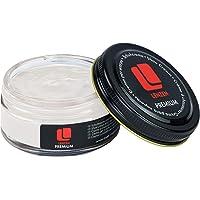 Lenzen Premium Cirage à Chaussures I Crème Nourrissante pour Cuir Lisse et Grainé