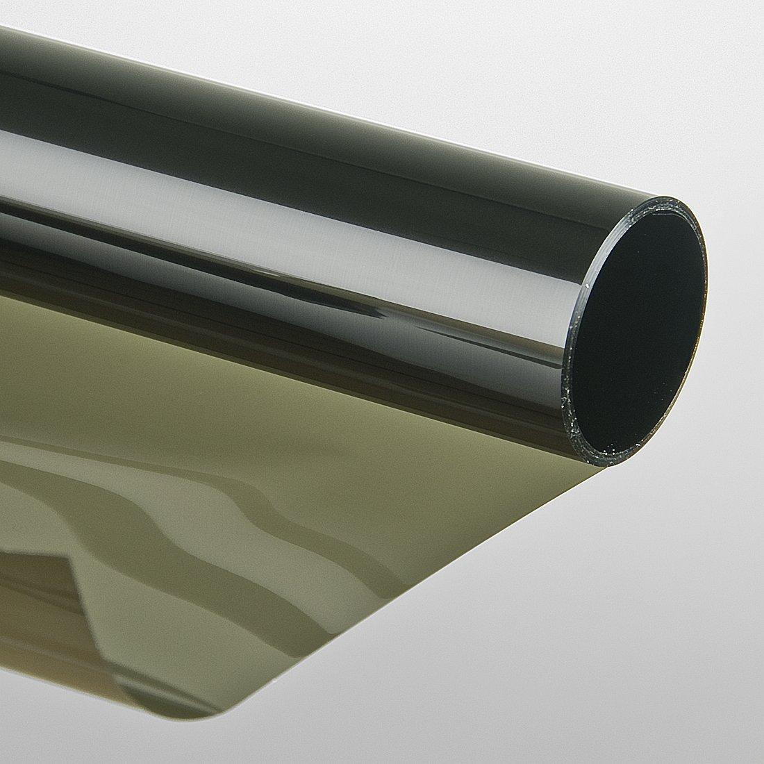 Sonnenschutzfolie Selbstklebend Fensterfolie Tönungsfolie 75 x