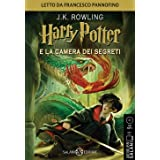 Harry Potter e la Camera dei Segreti - Audiolibro CD MP3: Vol. 2