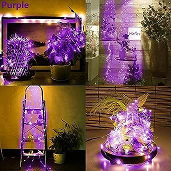 Rosa 3PCS Kork Licht FeiliandaJJ 2M 20LED Lichterkette Solar Kupferdraht LED Licht Dekoration f/ür Weihnachten,Party Hochzeit,Hof,String Lights