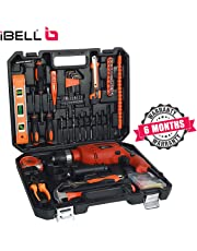 iBELL IBL TD13-100, 650W Professional Tool Kit - Pack of 115