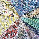 Liberty Fabric Scrap Bags - Large 20x20cm