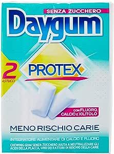 Daygum Protex Gomma da Masticare - 2 Astucci
