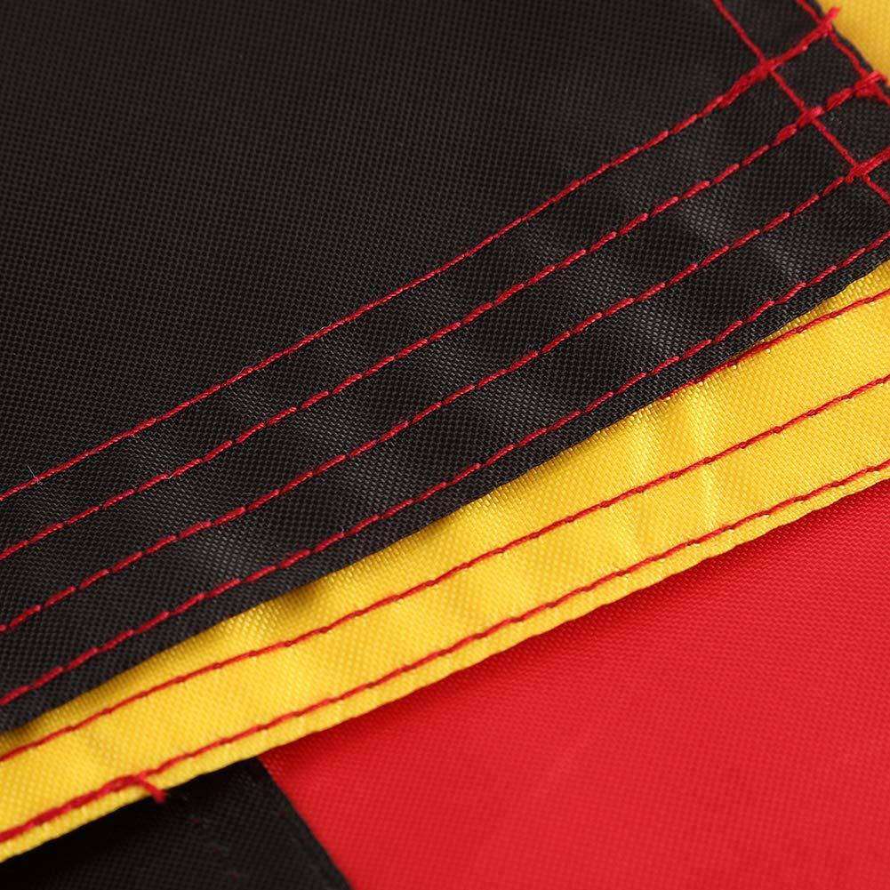 Cascade Point Flags Oxford 210D Nylon & Gestickte Flagge - - Genähte Paneele Langlebig Und Langlebig - 4-Stich-Saum…