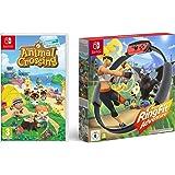 Ring Fit Adventure + Animal Crossing New Horizons (Nintendo Switch)