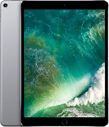 Apple iPad Pro (10.5 Inch, Wi-Fi, 256 GB) - Space Grey (Previous Model)