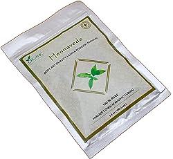 Hennaveda Natural Body Art Quality Henna Powder/Triple filtered Lawsonia Inermis 100g