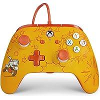 Controller Avanzato Cablato PowerA per Xbox One - Cuphead, Esclusiva Amazon