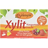Birkengold Kaugummi Frucht, 8er Pack (8 x 17 g)